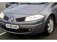 Bonnet Renault megane 2007