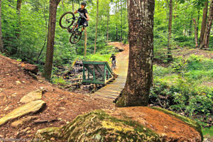 3 Billets pour 1 journee de downhill mountain bike a Bromont !