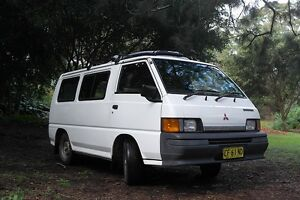 1994 Mitsubishi Express campervan North Narrabeen Pittwater Area Preview
