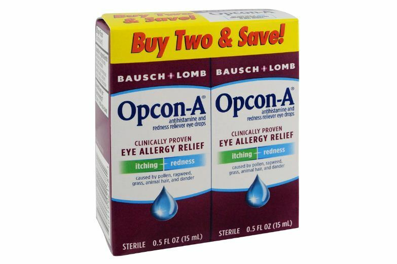 Opcon-A Eye Allergy Relief Itching & Redness Reliever Eye Dr
