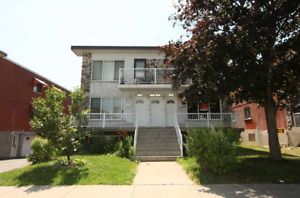 Renovated 5 1/2 Apartment in lasalle with a BIG  Basement