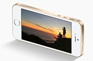 iPhone 5S - 64GB - Gold/White - With Bell