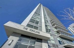 Monarch ONE bedroom & LARGE den @ Sheppard/404