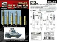 Bronco Models AB3551 25pdr Ammo setu.No.27 Limber w//CanvasCove in 1:35