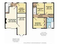 3 Bedroom House to Rent North Abingdon