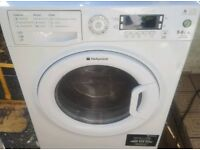 """""""FREE DELIVERY"""" HOTPOINT WASHER DRYER """"AS NEW"""" £124.99 BE QUICK!!!"""