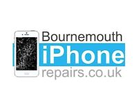 Bournemouth iPhone Repairs, Screen Repairs for Apple iPhone 7 6S, 6+ 6 5S 5C 5 4S & 4, iPad Air
