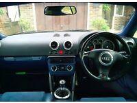 2000 Audi TT 225, MOT, 119k, ESP light on
