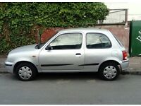 NISSAN MICRA 1.0 very good running condition