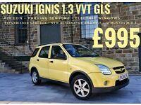 Suzuki Ignis Estate 1.3 VVT GLS great first or small car
