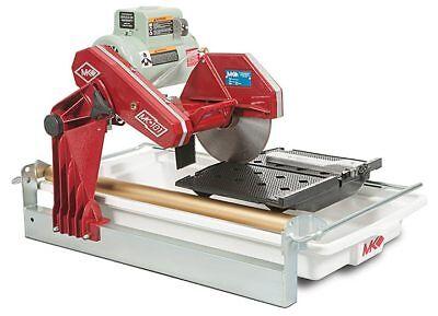 New Mk Diamond Mk-101 1-12 Hp 10 Wet Cutting Tile Saw