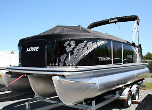 NO PAYMENTS FOR 6 MONTHS ON ALL NEW LOWE BOATS