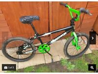 Muddyfox Bmx Fully Working 20'' Wheel 360 Steering