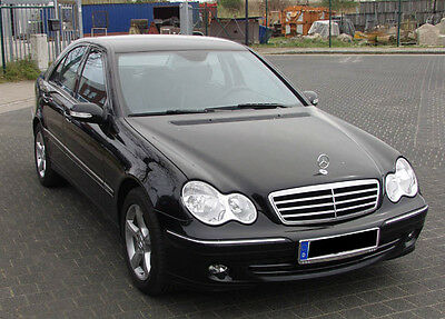 Chiptuning Mercedes W203 C320 CDI 224PS auf 260PS/600NM // AMG C 320 cdi OBD 1