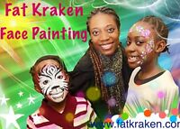 Face Painting and Balloon Twisting!! Awesome package deal!!