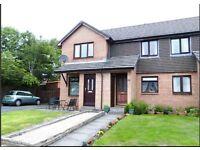 Beautiful 2 bed cottage flat in Newlandsmuir East Kilbride