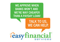 Ease your mind with loans from $500 to $10,000*