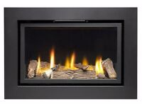 The Vola 600 HE Glass Fronted Fire Full Remote Control (Brand New with 5 year Warranty)