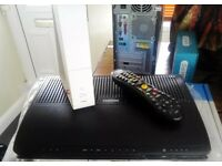 Virgin TiVo with router