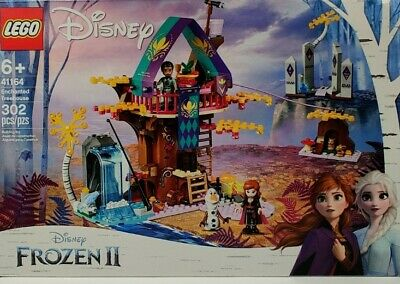 Lego 41164 Disney Frozen 2 Enchanted Tree House 302 Pieces Elsa Toy 6+