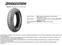 ML50 Bridgestone Tyre 120/70-12 51L TL