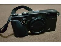 Hasselblad Xpan Camera, 45mm and 90mm lens