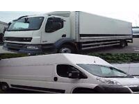 Removals&Light Haulage 24/7, Man and Van, Handyman 07521-689-376 Sofa/Fridge/Bed/Wardrobe/Mattress