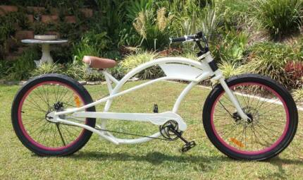 New Long Wheel Base Cruiser - Lowrider - Chopper