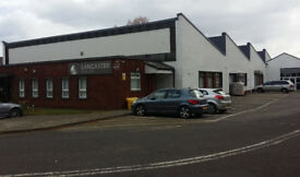 Premium Office Suite to rent in Dalgety Bay Location - Two Offices + Larger Open Plan Area/Warehouse
