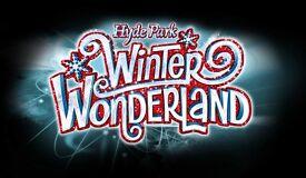 Tandoor Tandoori Naan Chef required for Winter Wonderland in Hyde Park