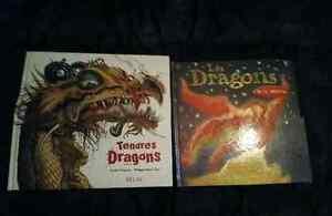 Livres sur les dragons