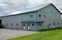 Durable Steel Roofing and Siding, 18 Colours In Stock
