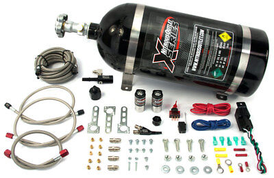 (X-Series 2011+ Mustang Single Nozzle System)