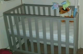 Obaby space saver cot