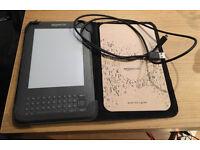 "Amazon Kindle 6"" Ebook reader"