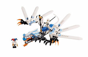 Ninjago Ice Dragon Attack