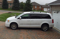 2014 Chrysler Town & Country, Wheelchair Accessible Van