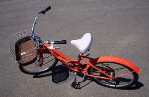 Promo : Women's bike, Brand new, Vintage model - Wooppi