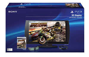 looking for a ps3 3d display