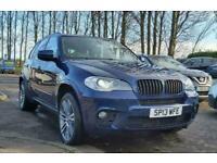 2013 BMW X5 3.0 XDRIVE30D M SPORT 5d 241 BHP Auto Estate Diesel Automatic