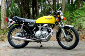 Looking to purchase 1975 or 1976 Honda CB400F Supersport