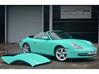 Porsche 911 ( 996 ) Carrera 2 Convertible Hardtop Manual *Special Order Car*
