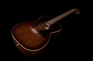 Art and Lutherie Legacy Burbon Burst Cutaway