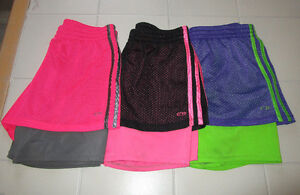 3x Girls athletic shorts from Old Navy in size XL (14/16)