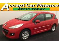 Peugeot 207 SW 1.6HDi 92 2012MY Access FROM £20 PER WEEK