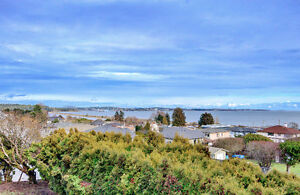 Amazing Unobstructed Ocean Views - 6 bed home Colwood