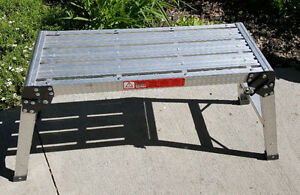 Aluminum Work Platform - Used