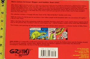 Grimmy The Revenge of Grimmzilla Comic Book London Ontario image 2