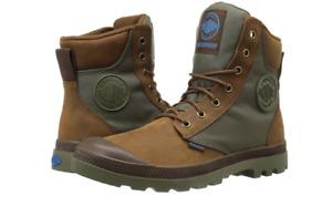 Unopened men's size 11 palladium boots
