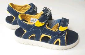 New Toddler Timberland sandals UK 7 Perkins Row Strap